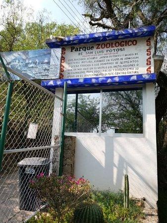 Parque Zoologico De San Luis Potosi