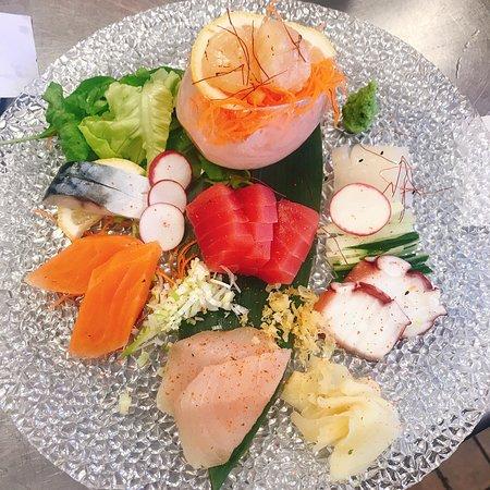 Hojo's Japanese Cuisine: 这个巨好吃!