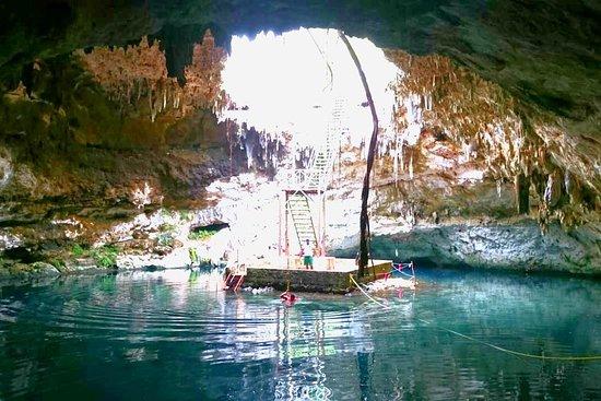 ruta anillo de los cenotes homun