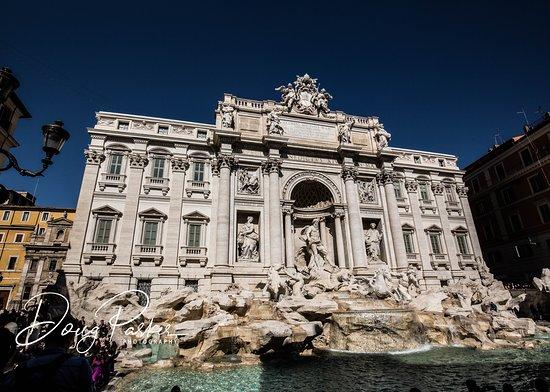 Trevi Fountain March 2019