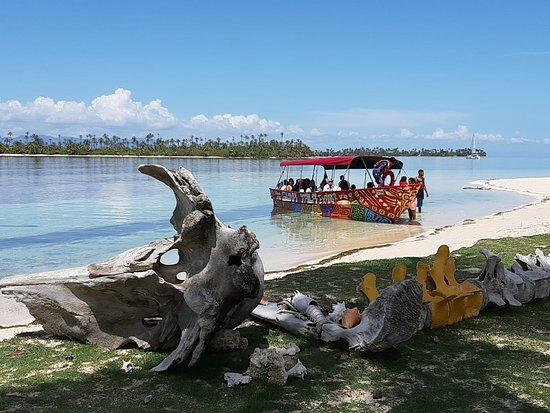 Остров Сан-Блас, Панама: Desde los Cayos Holandeses