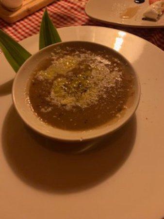 Giulietta e Romeo : Delicious vegetable bean soup