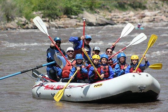 Economy Family Rafting In Durango: Kelly Family River Rafting 2019