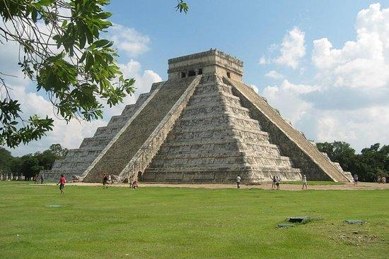 墨西哥城八日游:坎昆墨西哥城