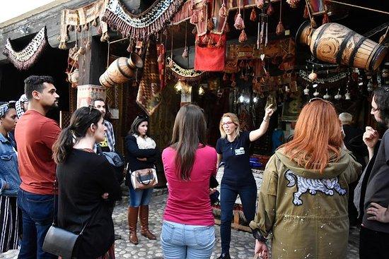 萨拉热窝老城徒步之旅