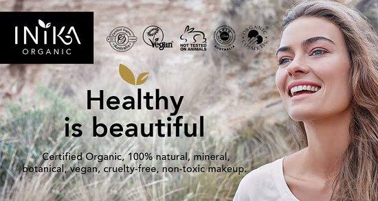 Soul Escapes Wellness Sanctuary: Gorgeous Inika makeup range certified organic and vegan