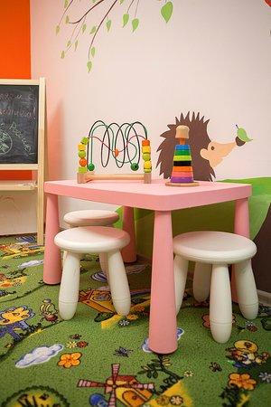 Наша детская комната понравится детишкам разных возрастов.