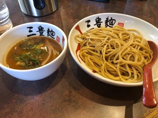 コッテリ太麺‼︎