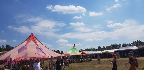 Ruethen, เยอรมนี: Psychedelic Experience Open Air Festival