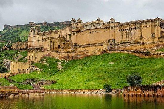 Jaipur Tour från Delhi med bil samma dag
