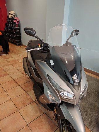 Panos Rent a Scooter, Kymco X Town 300cc ABS