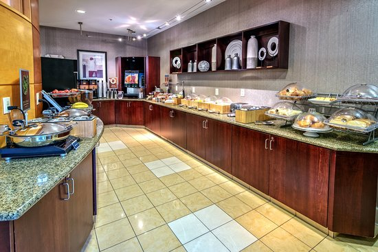 SpringHill Suites New Bern: Restaurant
