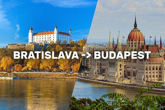 Bratislava-Budapest One-Way...