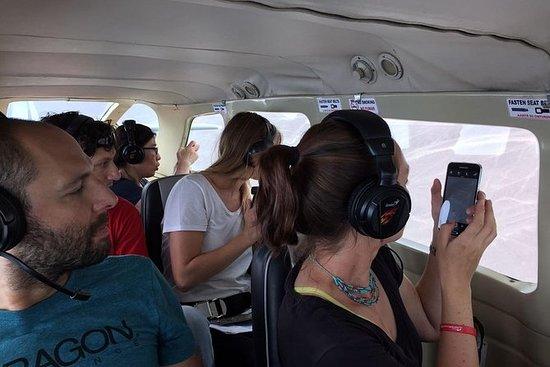 Volo sopra le linee di Nazca e Palpa