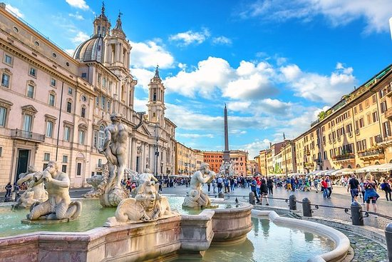 Rome in a Day - Private Tour