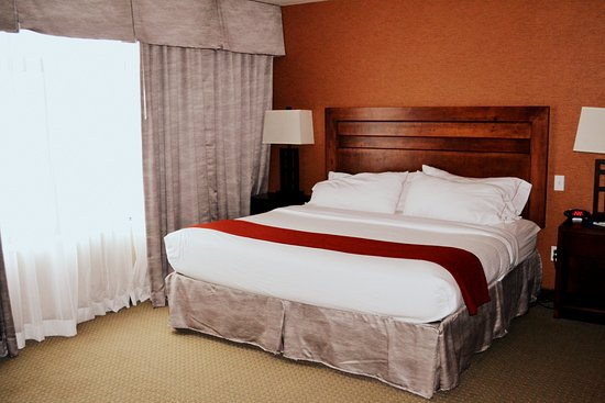 Holiday Inn Express Hotel & Suites Bozeman West: Suite