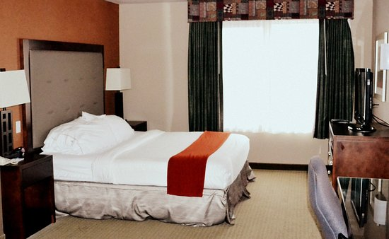 Holiday Inn Express Hotel & Suites Bozeman West: Guest room