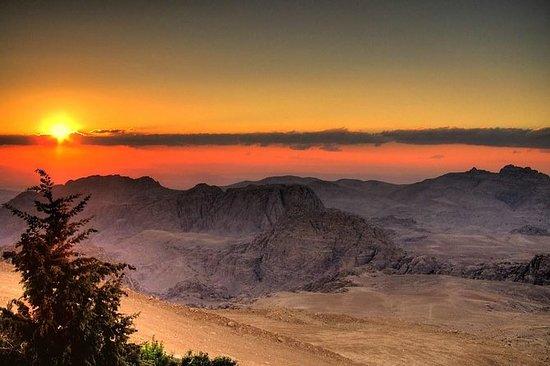 Balkongen på Petra: Utforsk skjult...