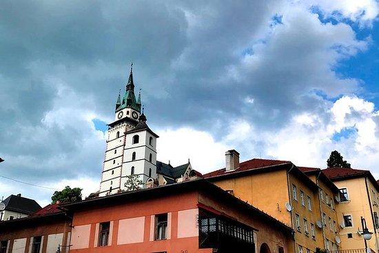 Kremnitzer Berge und die slowakische...