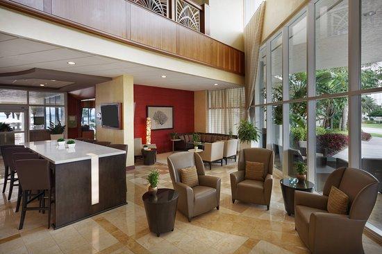 Clearwater Beach Marriott Suites on Sand Key: Lobby