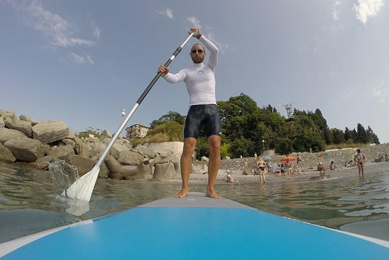 Stand-Up Paddle-Board privet lessons