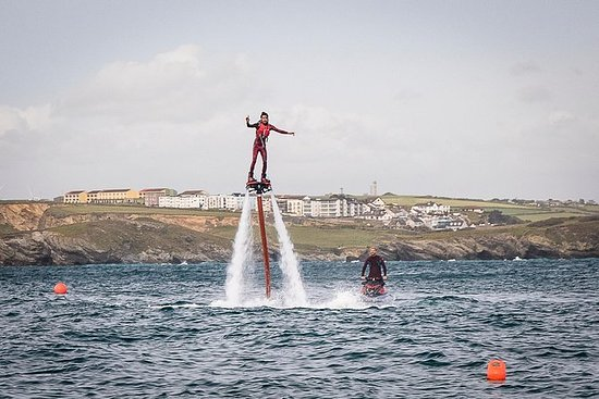 Flyboarding 30 minute one to one...