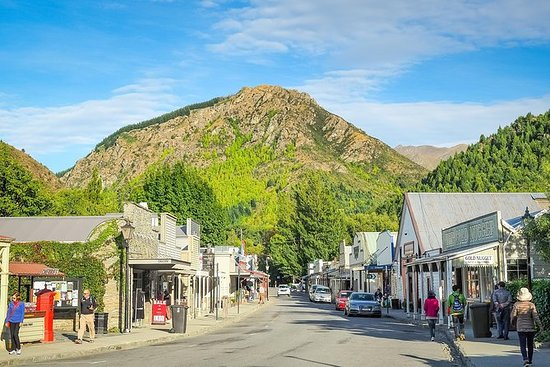 Beste av Queenstown sightseeingtur