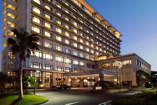 Nanki-Shirahama Marriott Hotel: Exterior