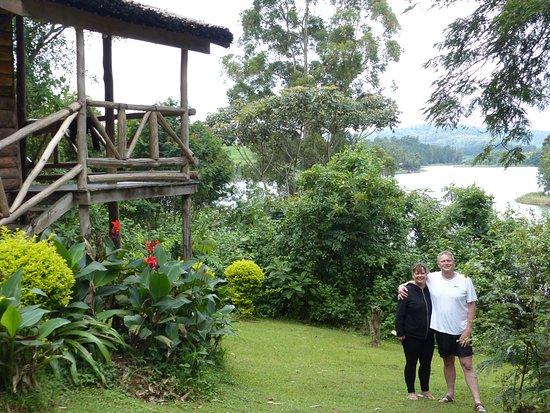 Supreme Adventure Park Bunyonyi: Room overlooking the lake