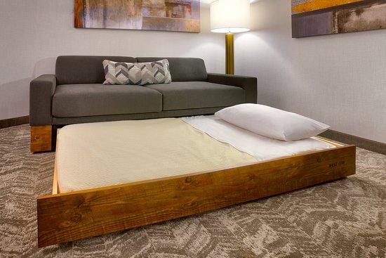 SpringHill Suites by Marriott Salt Lake City-South Jordan: Suite