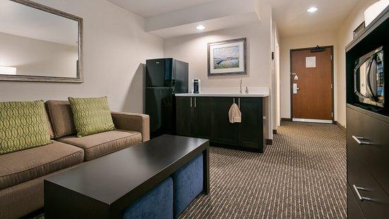 Holiday Inn Express Bellingham: Guest room