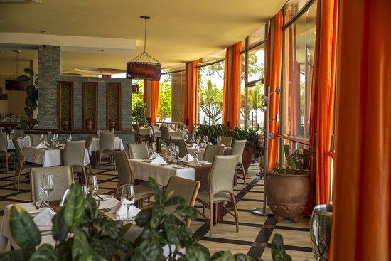Protea Hotel by Marriott Entebbe: Restaurant
