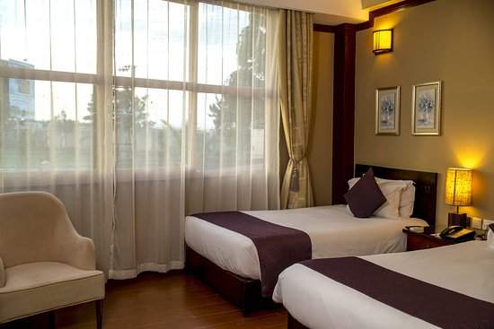Protea Hotel by Marriott Entebbe: Guest room