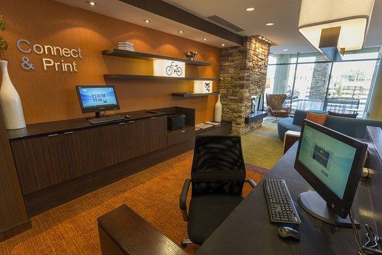 Fairfield Inn & Suites Geneva Finger Lakes: Other