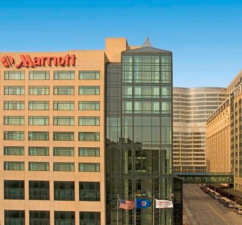 Review of Rochester Marriott Mayo Clinic Area, Rochester, MN