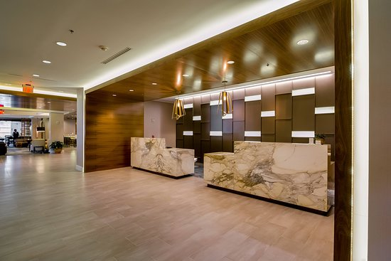 Richmond Marriott Short Pump: Lobby