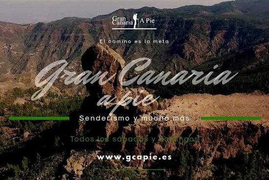 Gran Canaria a pie