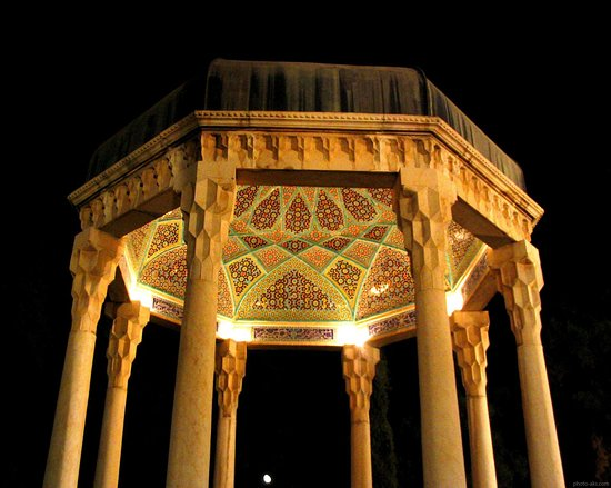 Trip of Iran: tomb of Hafez. the most popular persian poet. THE BEST EXPERIENCE EVERRRRR