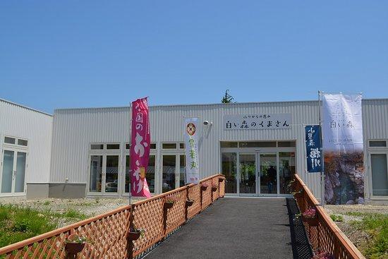 Michi-no-Eki Shiroimori Oguni