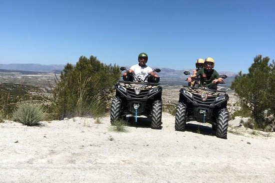 Quad Bike Tours Galera