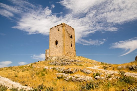 Castle of the Star (Castillo de la Estrella)