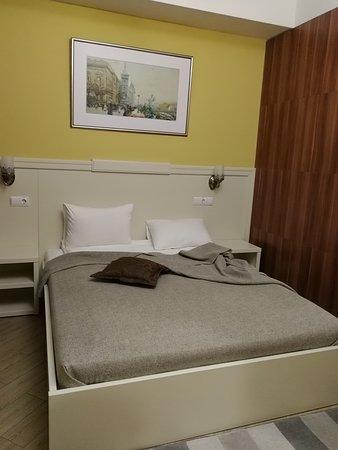Барановичи, Беларусь: Кровать удобная