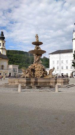 Residenz fountain