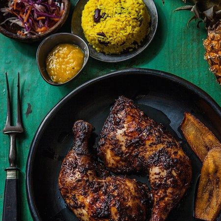 Plato Loco Caribbean Cuisine: Plato Loco