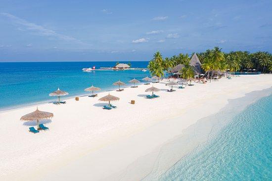 Veligandu Island Resort & Spa: Beach