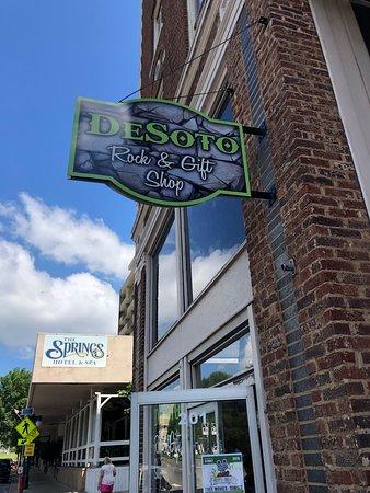 DeSoto Rock Shop