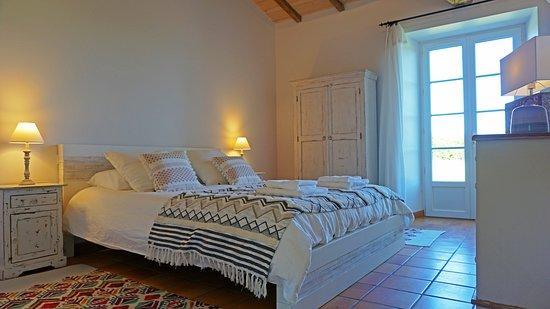 Arces Sur Gironde, Frankrike: Chambre