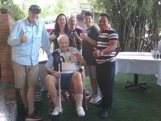 Wheelchair Travel - Lan Ha Bay