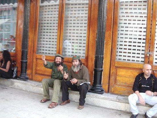 Old Havana : Как же без Фиделя