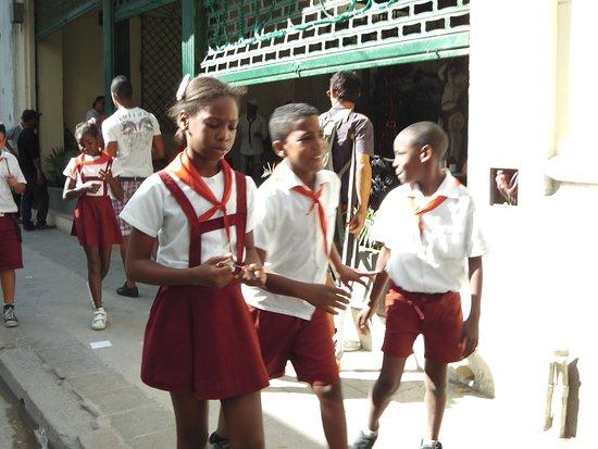 Old Havana : Пионеры